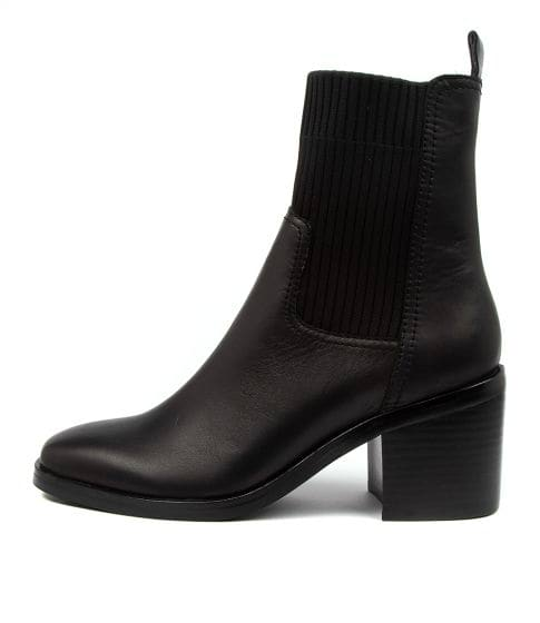 Buy Mollini Nirvani Mo Black Ankle Boots online with free shipping
