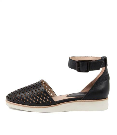 Buy Mollini Nierra Mo Navy Flats online with free shipping