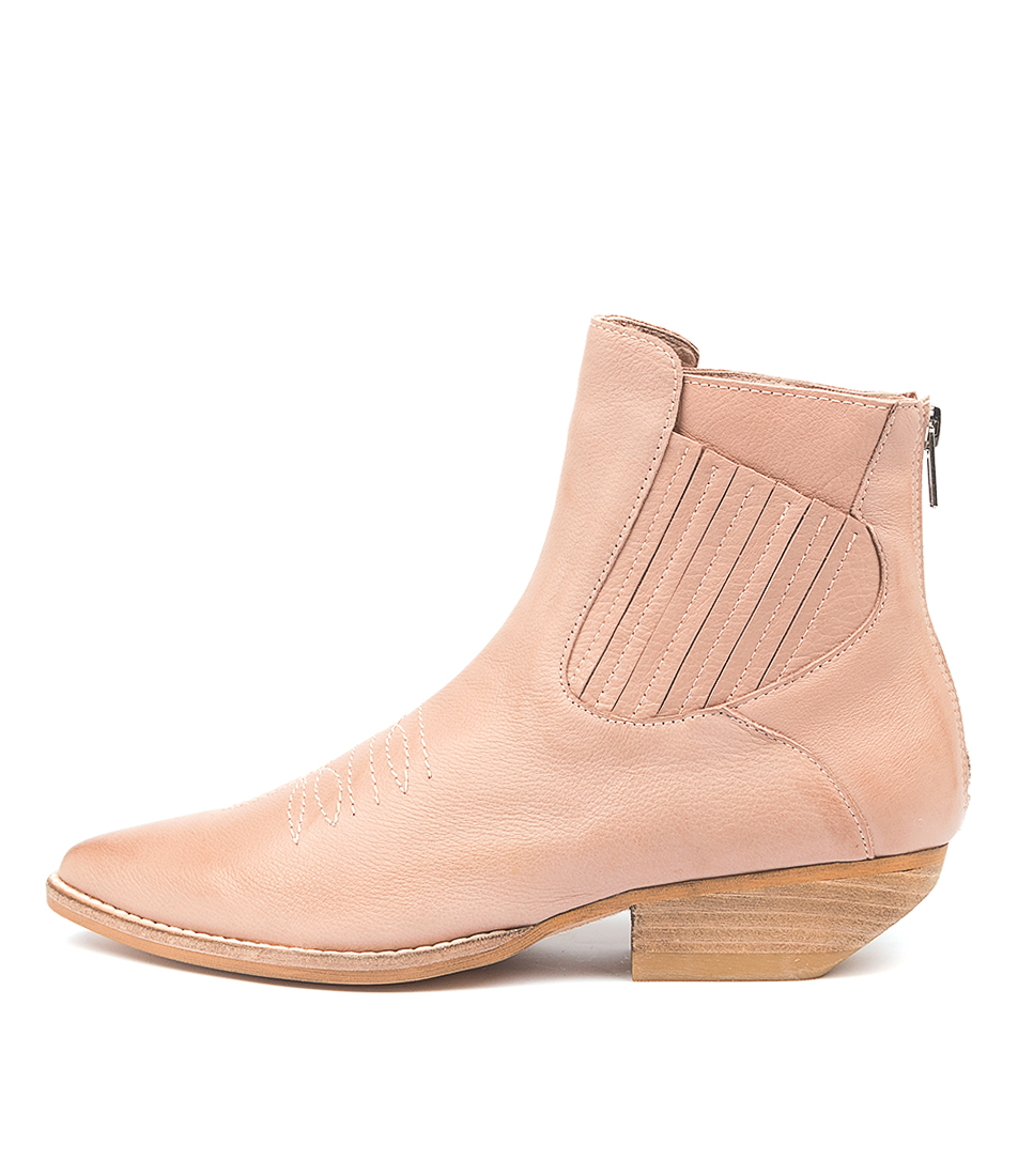 Buy Mollini Puly Mo Cafe Ankle Boots online with free shipping