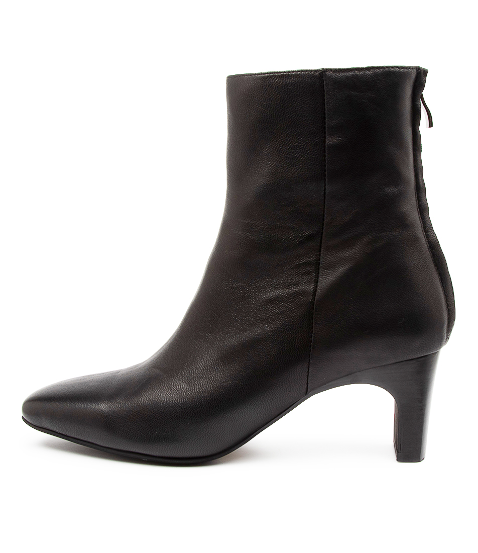 Buy Mollini Shime Mo Black Ankle Boots online with free shipping