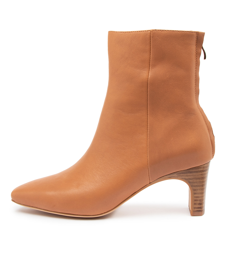 Buy Mollini Shime Mo Tan Ankle Boots online with free shipping
