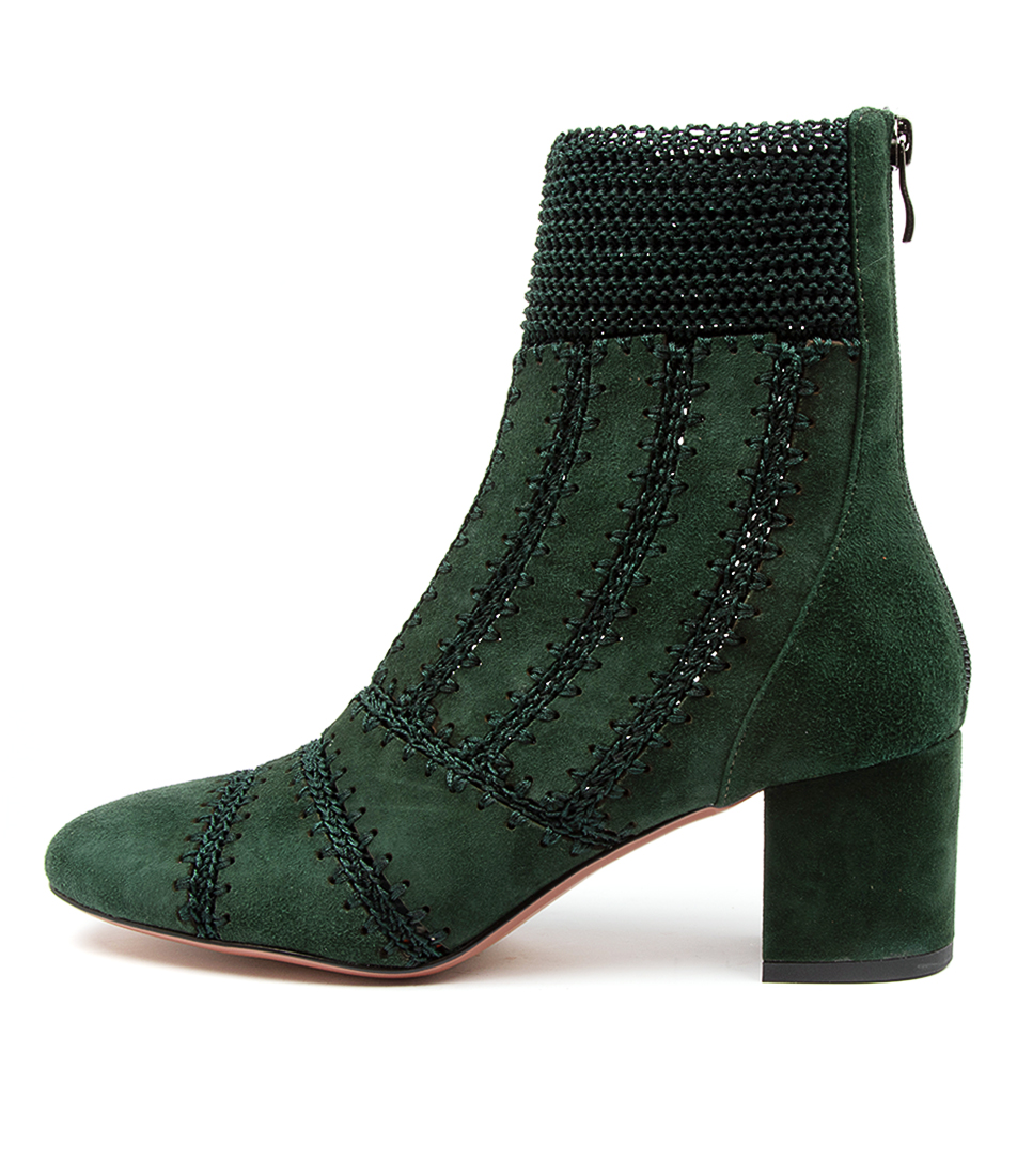 Buy Mollini Calesa Mo Forest Ankle Boots online with free shipping