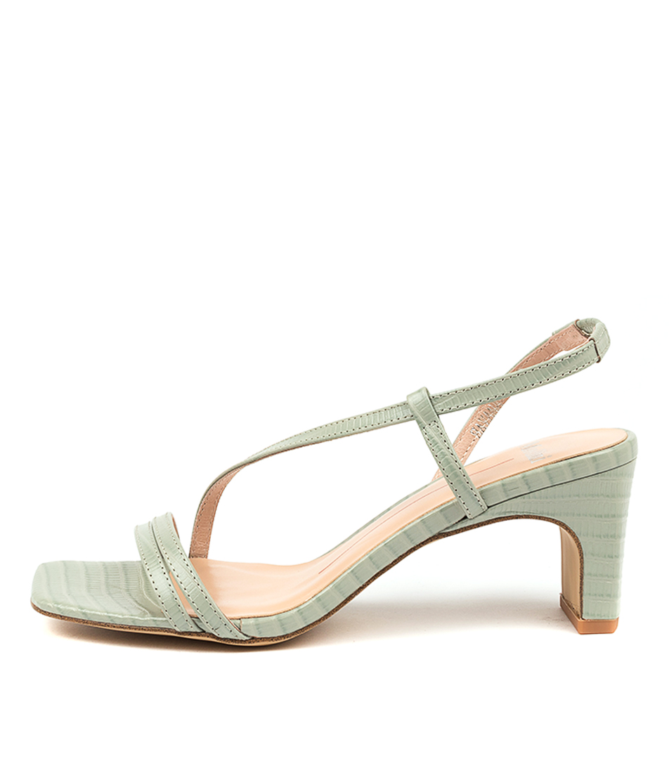 Buy Mollini Havana Mo Mint Heeled Sandals online with free shipping