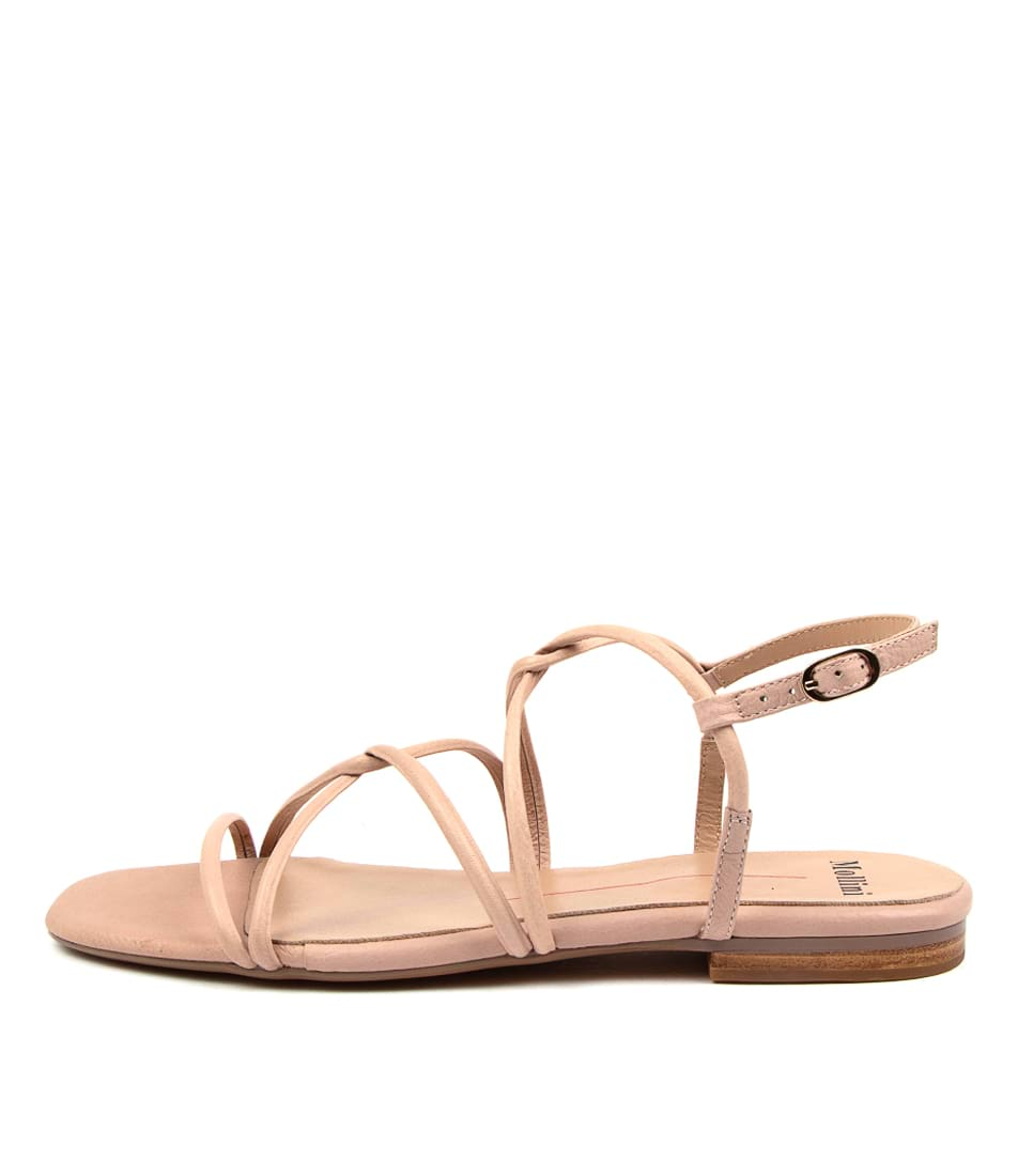 Buy Mollini Amare Mo Dk Nude Flat Sandals online with free shipping