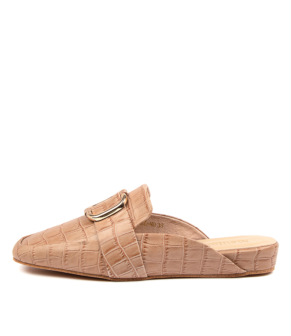 Buy Mollini Dael Mo Latte Flats online with free shipping