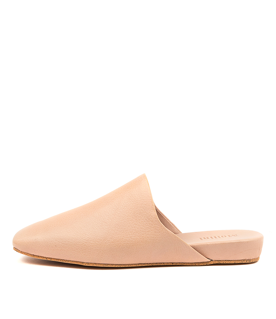 Buy Mollini Deppa Mo Dk Nude Flats online with free shipping