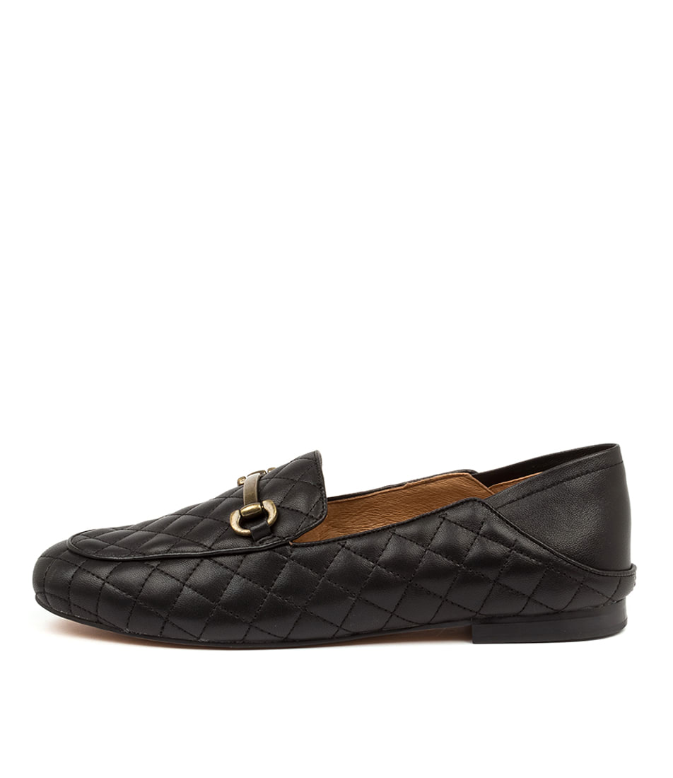 Buy Mollini Gomance Mo Black Flats online with free shipping