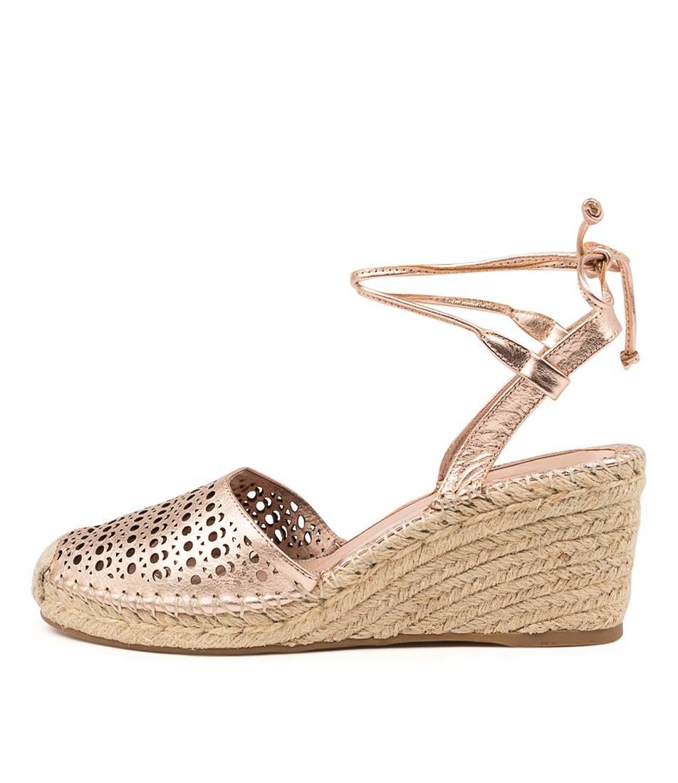 Buy Mollini Jaino Mo Rose Gold High Heels online with free shipping