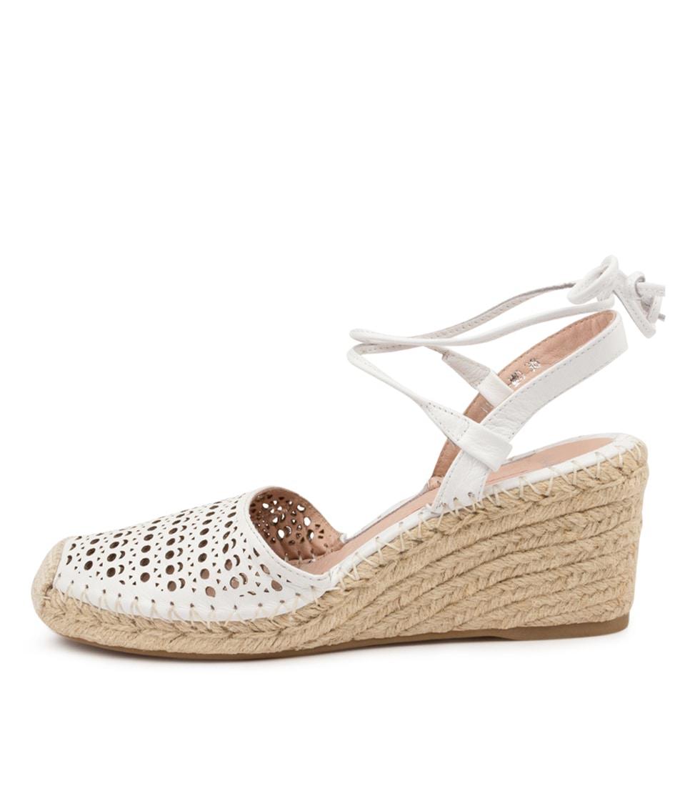 Buy Mollini Jaino Mo White High Heels online with free shipping