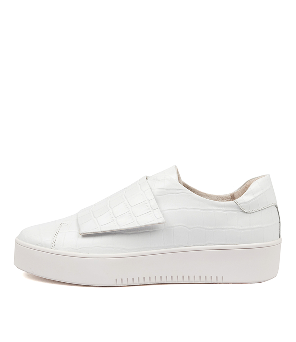 Buy Mollini Lython Mo White Sneakers online with free shipping
