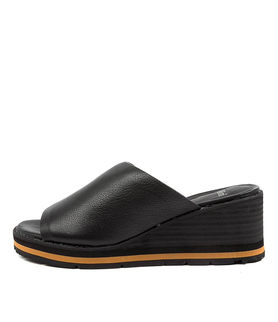 Buy Mollini Nissue Mo Black Heeled Sandals online with free shipping