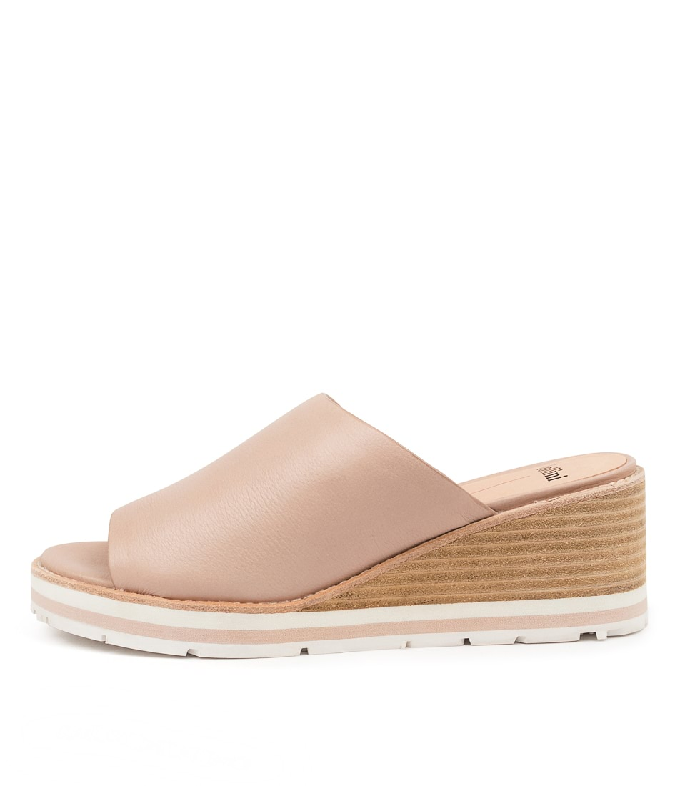 Buy Mollini Nissue Mo Nude Heeled Sandals online with free shipping