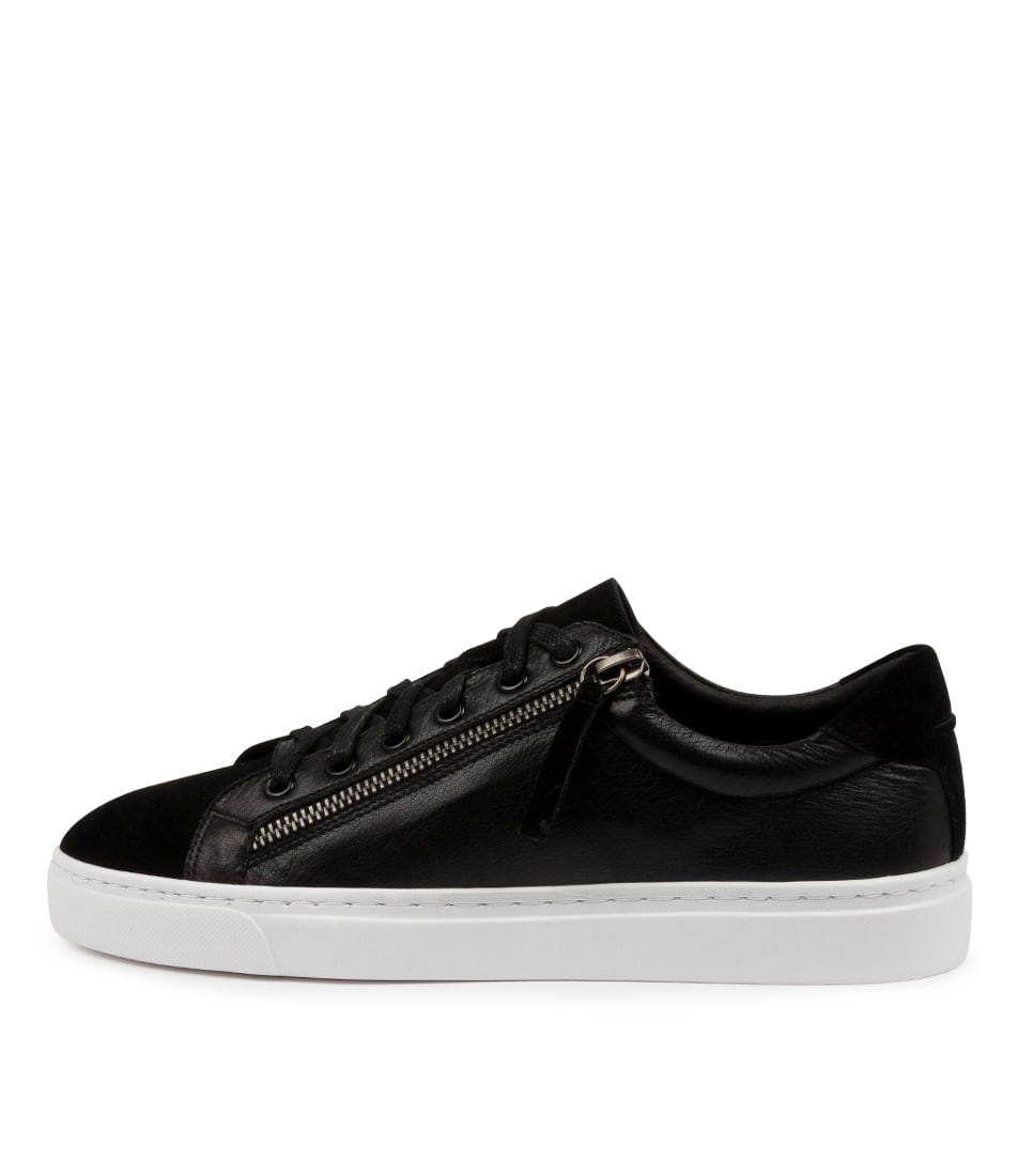 Buy Mollini Osurve Mo Black White Sole Sneakers online with free shipping
