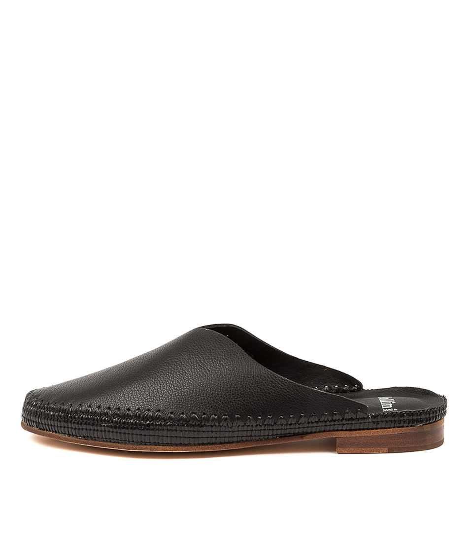 Buy Mollini Verry Mo Black Black Flats online with free shipping