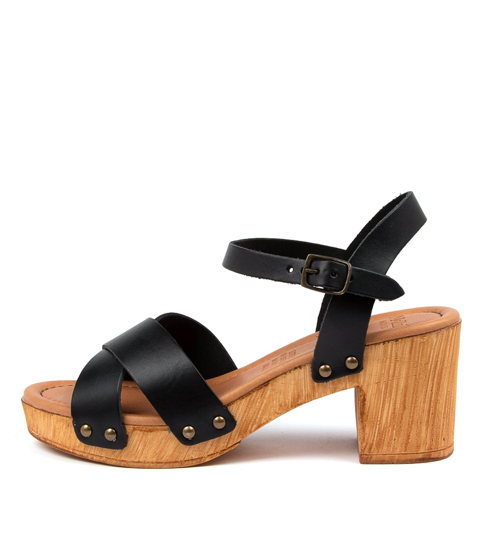 Buy Mollini Byron Mo Black Heeled Sandals online with free shipping