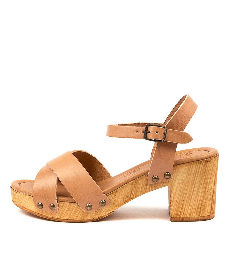 Buy Mollini Byron Mo Dk Nude Heeled Sandals online with free shipping