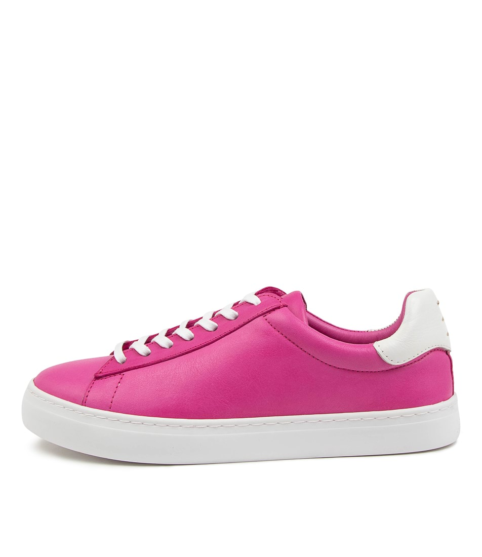 Buy Mollini Ressist Mo Fuschia White Sneakers online with free shipping