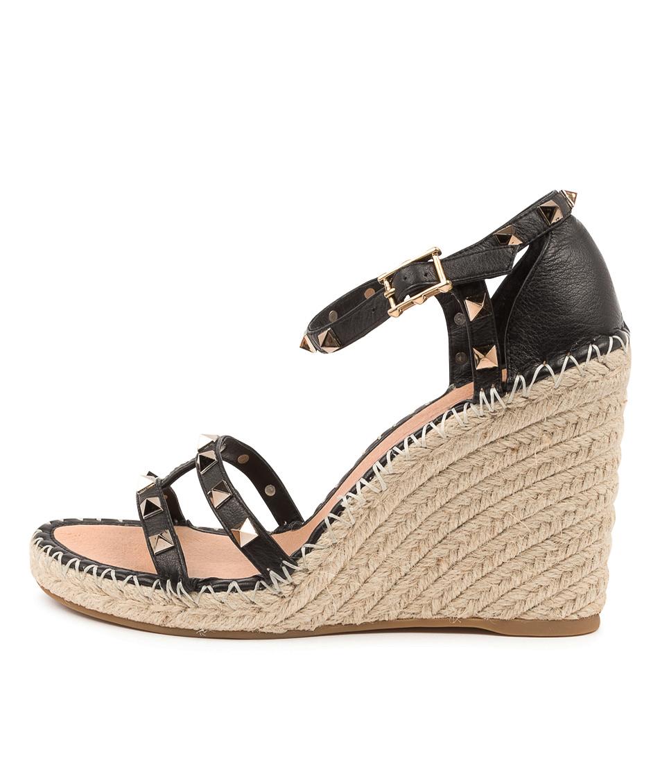 Buy Mollini Elaine Tomo Black Heeled Sandals online with free shipping