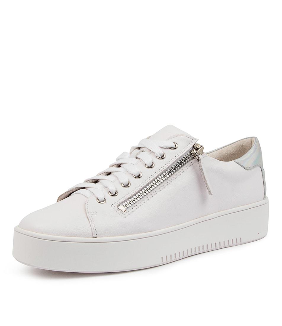 thumbnail 12 - New Mollini Lota Dk Tan Pale Gold Womens Shoes Casual Sneakers Casual