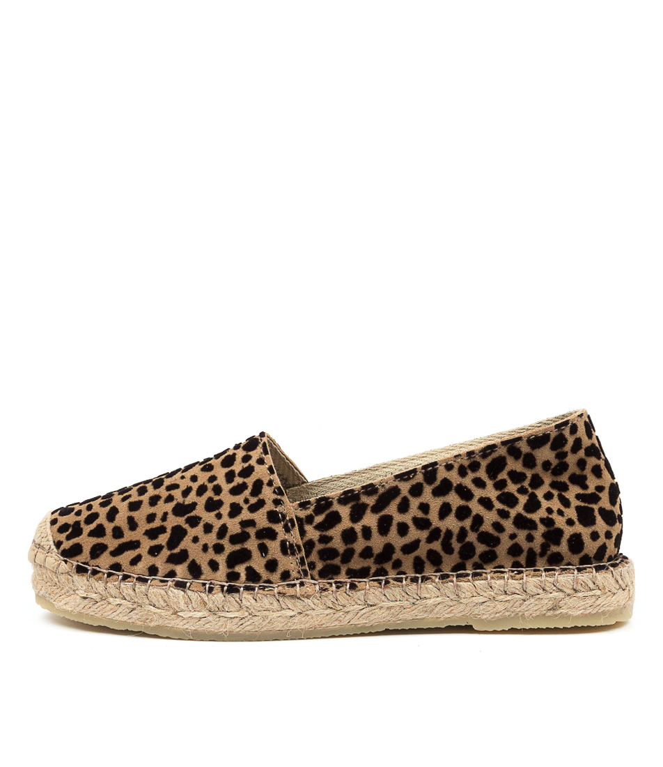 Buy Mollini Erikk Mo Leopard Flats online with free shipping
