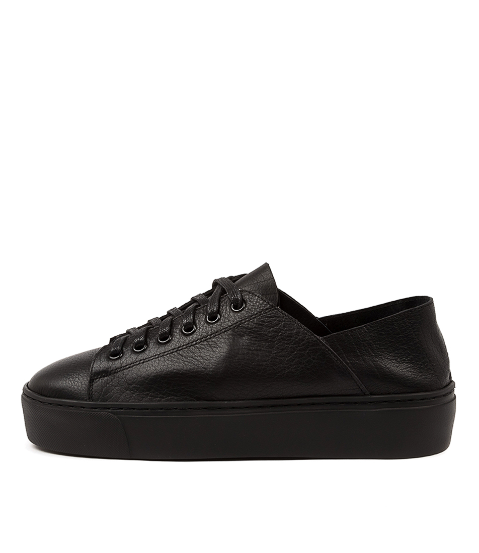 Buy Mollini Charly Mo Black Black Sole Sneakers online with free shipping