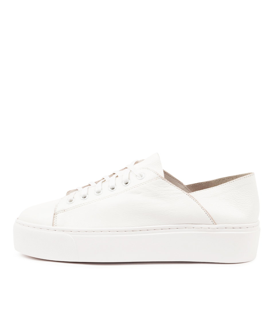 Buy Mollini Charly Mo White Sneakers online with free shipping