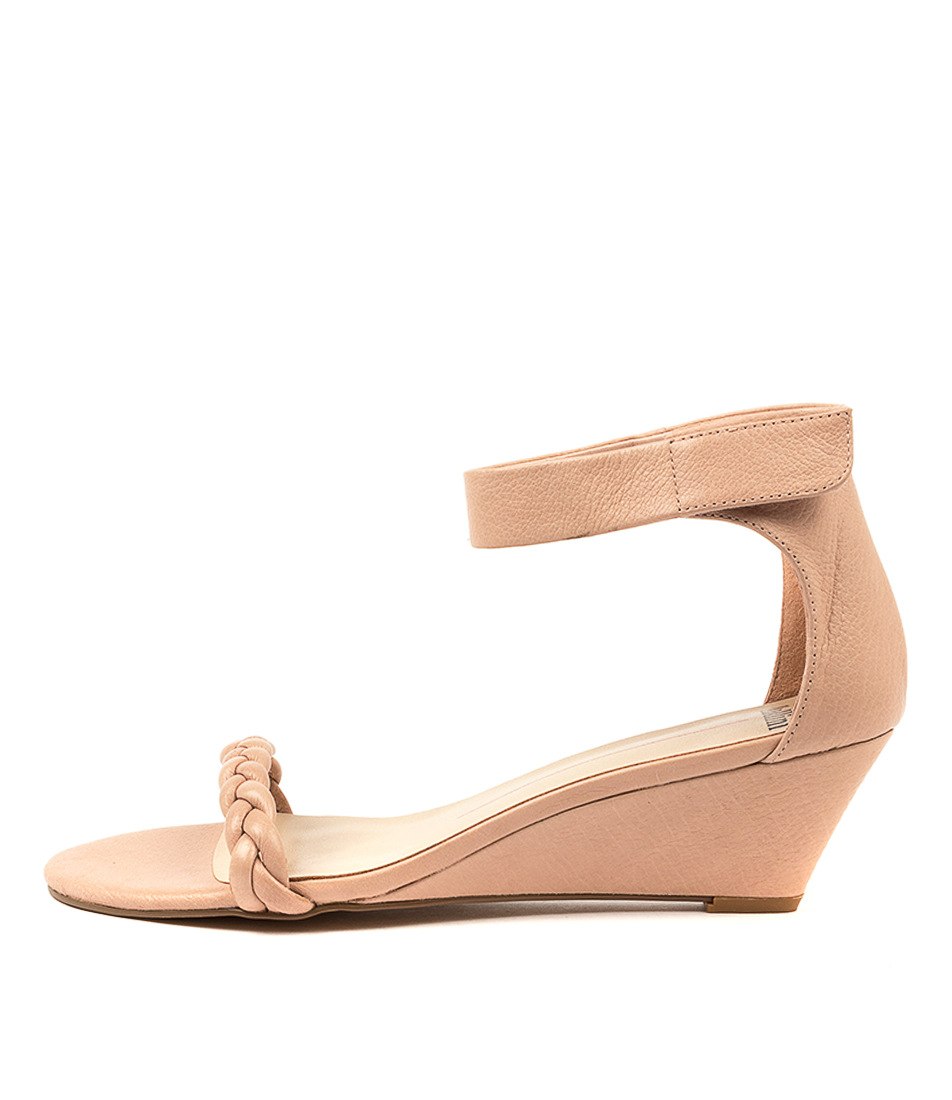 Buy Mollini Mellipy Mo Dk Nude Heeled Sandals online with free shipping