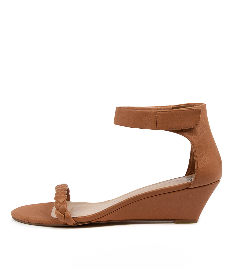 Buy Mollini Mellipy Mo Dk Tan Heeled Sandals online with free shipping