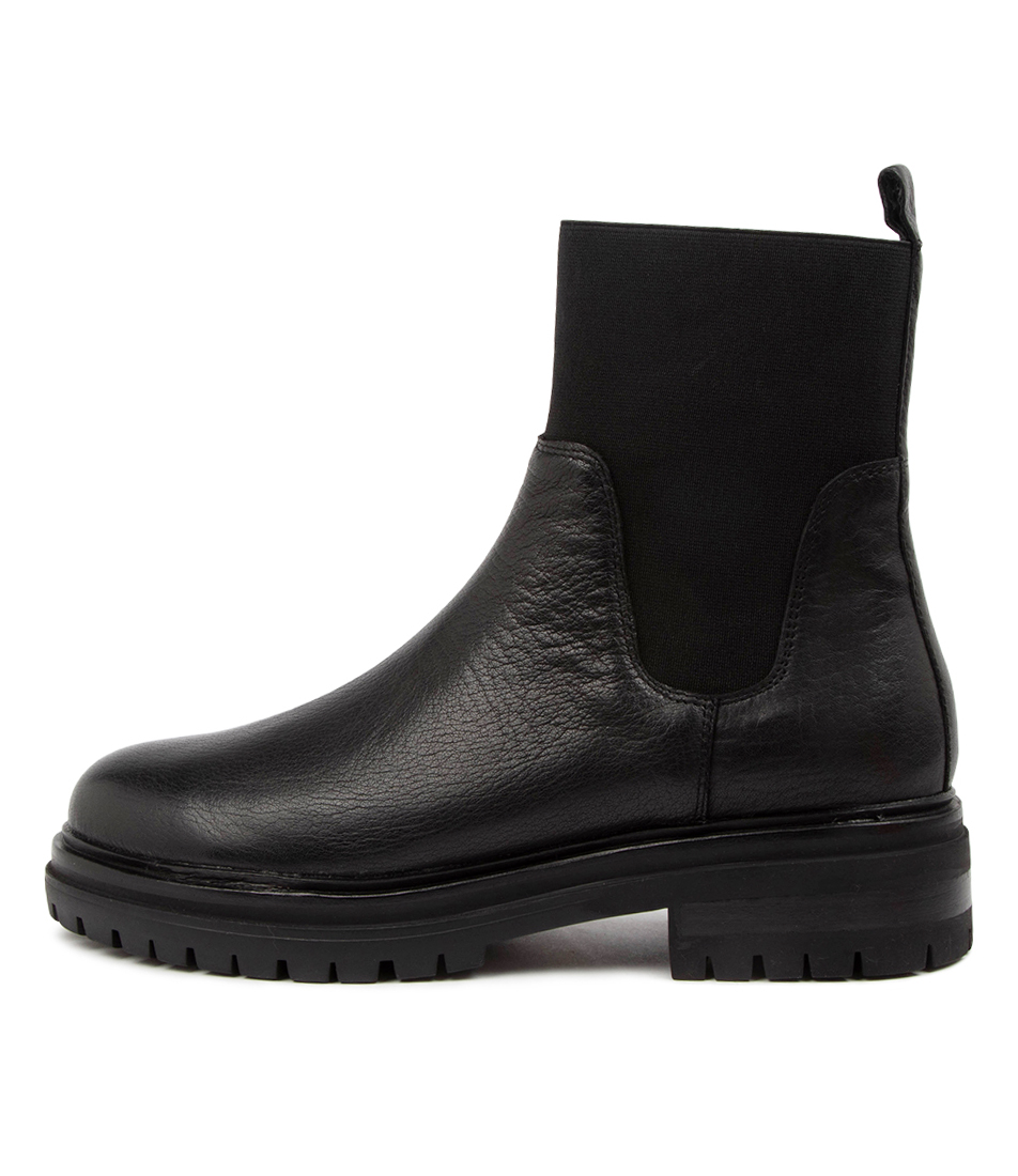 Buy Mollini Amire Mo Black Ankle Boots online with free shipping