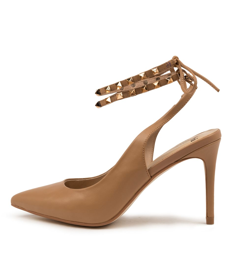 Buy Mollini Badden Mo Dk Nude High Heels online with free shipping
