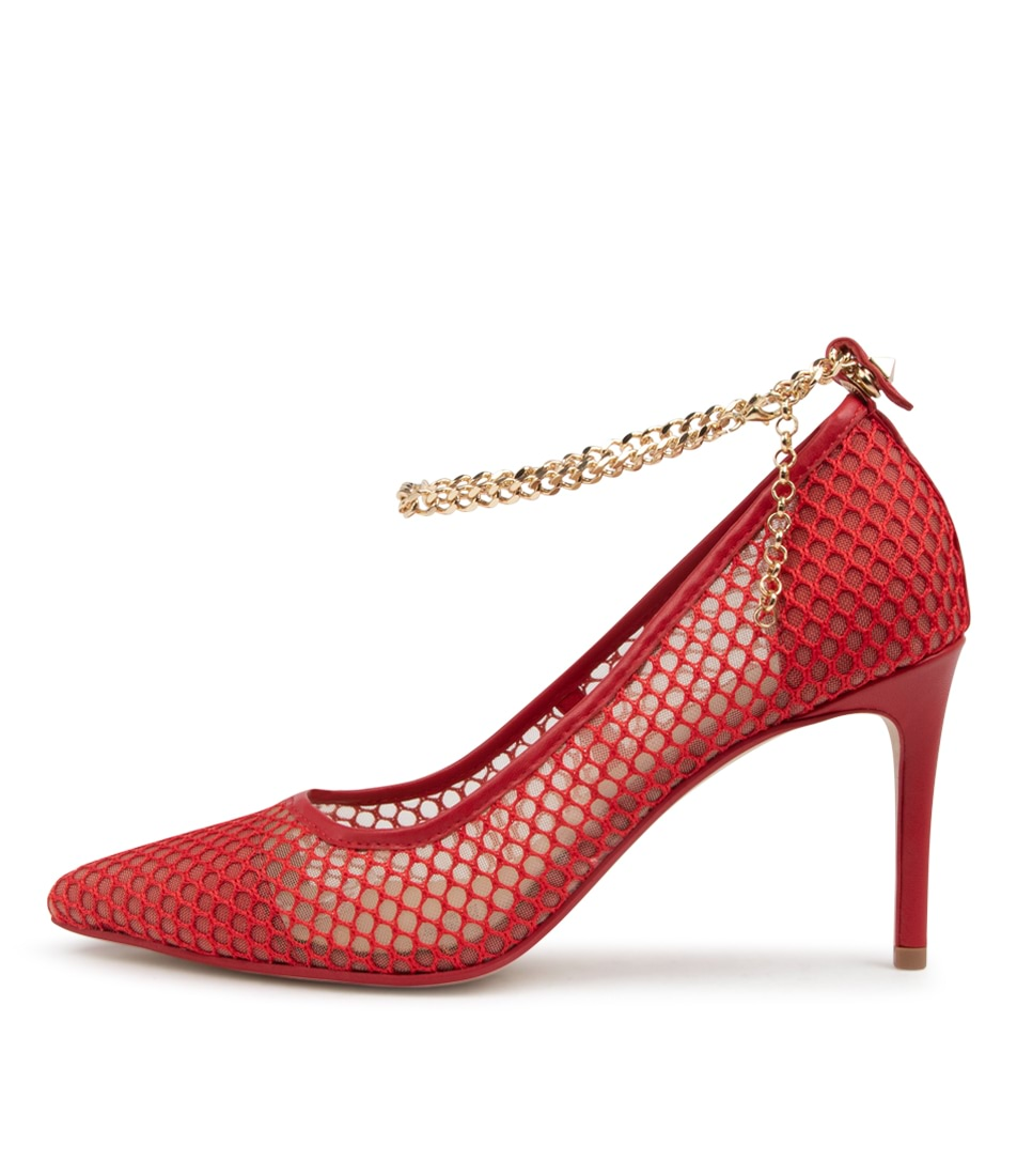 Buy Mollini Bolie Mo Red High Heels online with free shipping