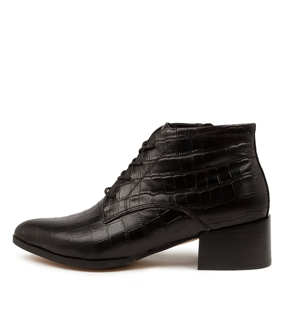 Buy Mollini Daizy Mo Black Ankle Boots online with free shipping