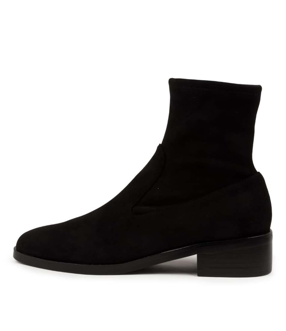 Buy Mollini Gargar Mo Black Ankle Boots online with free shipping