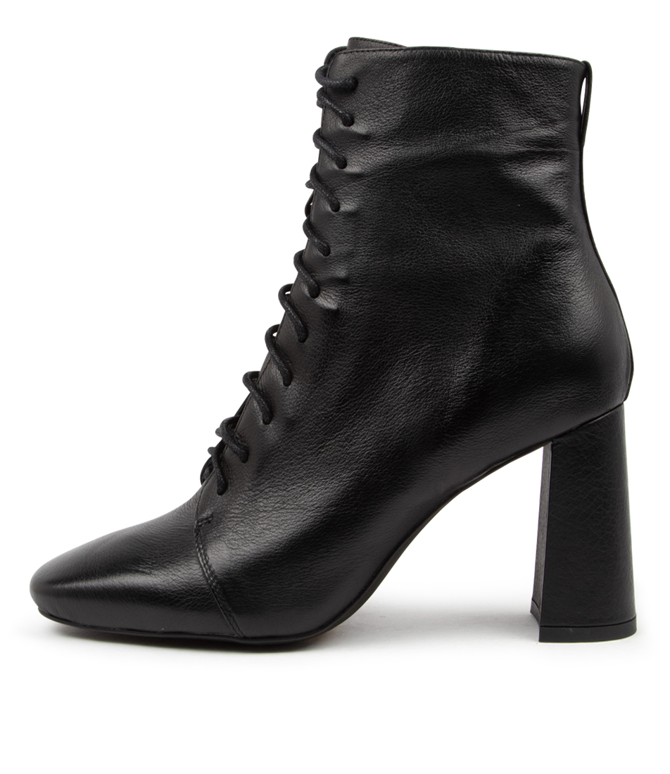 Buy Mollini Ileesha Mo Black Ankle Boots online with free shipping