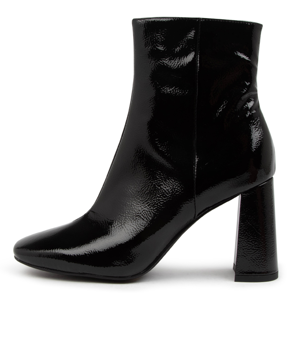 Buy Mollini Indya Mo Black Ankle Boots online with free shipping