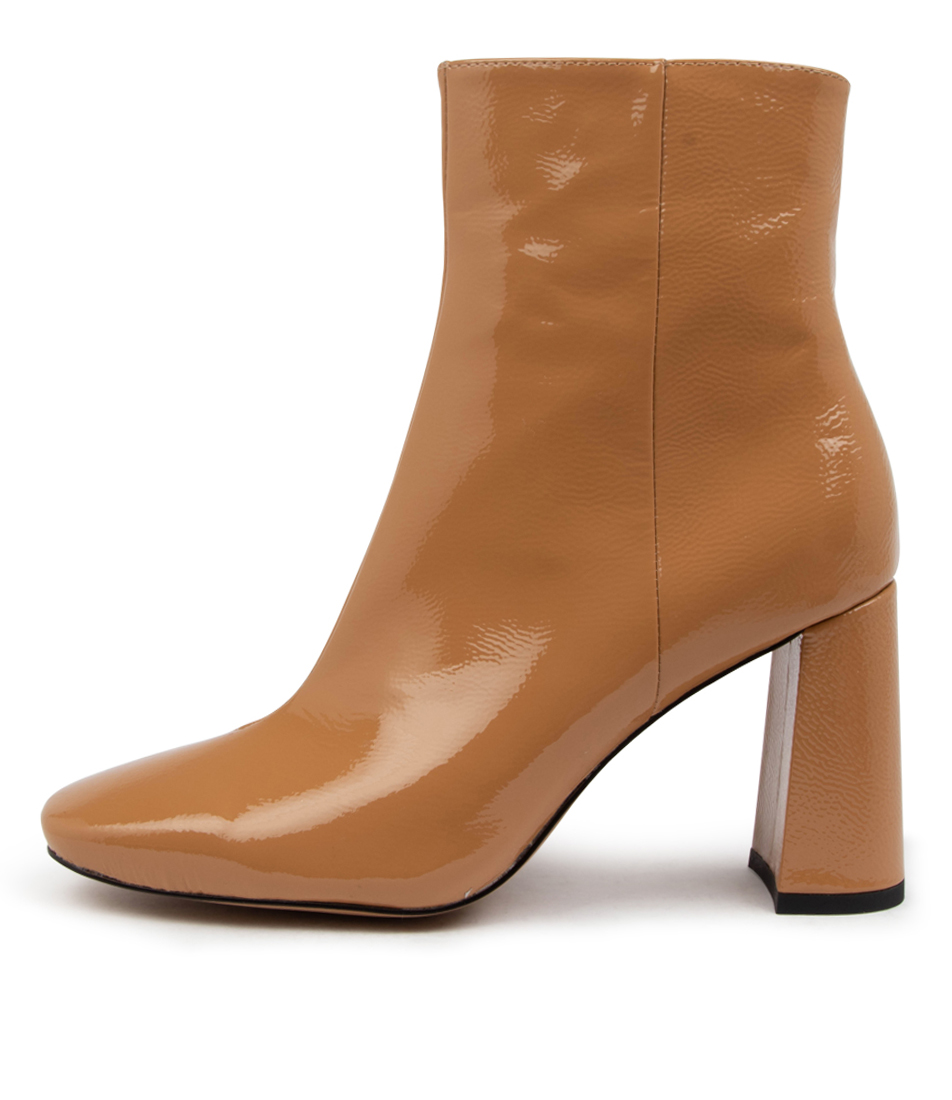 Buy Mollini Indya Mo Camel Ankle Boots online with free shipping