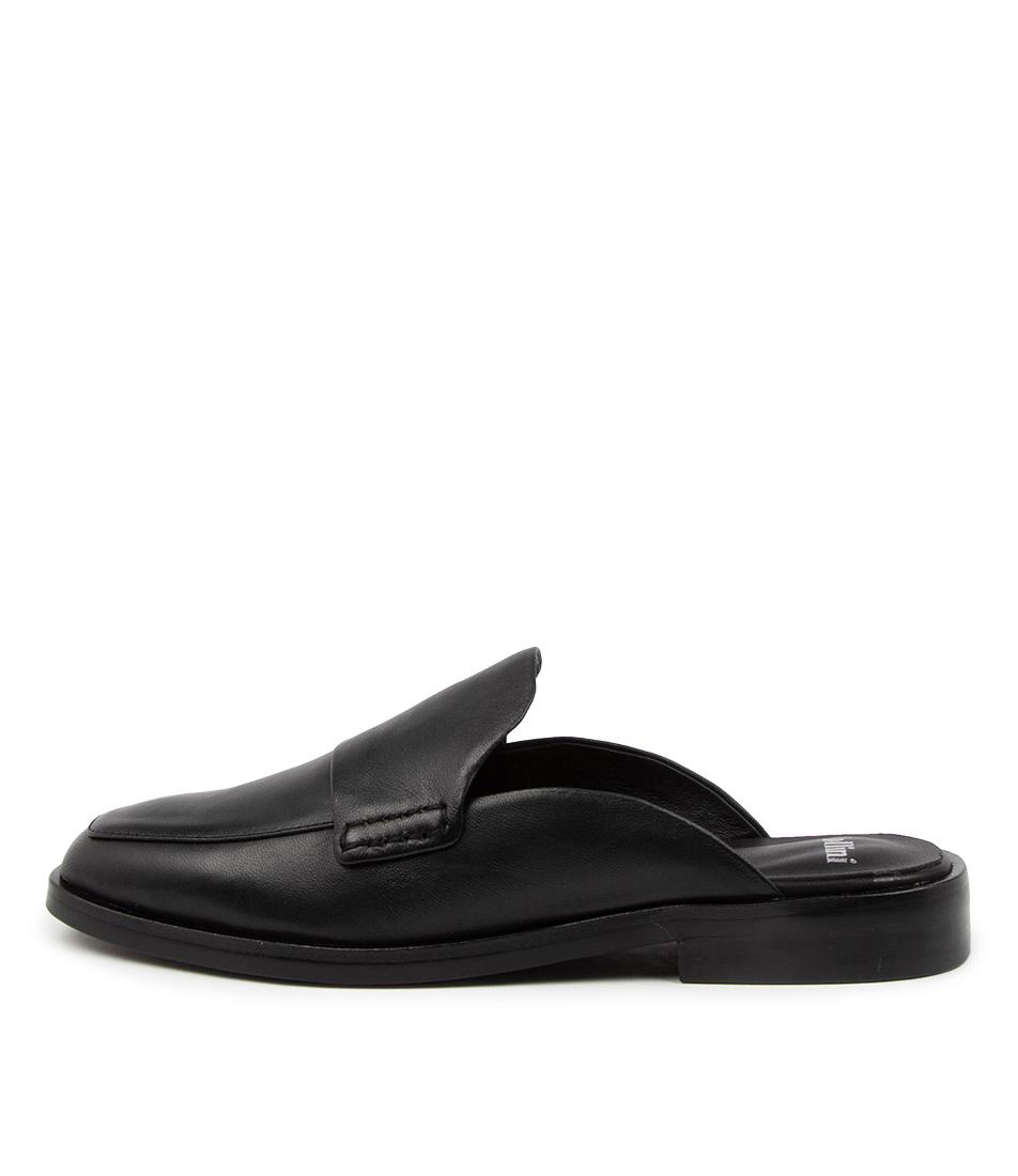 Buy Mollini Izara Mo Black Heel Flats online with free shipping
