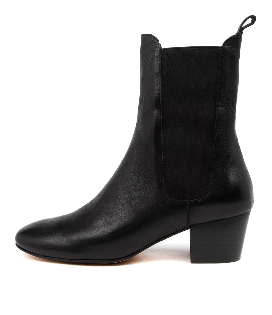 Buy Mollini Kanessa Mo Black Ankle Boots online with free shipping