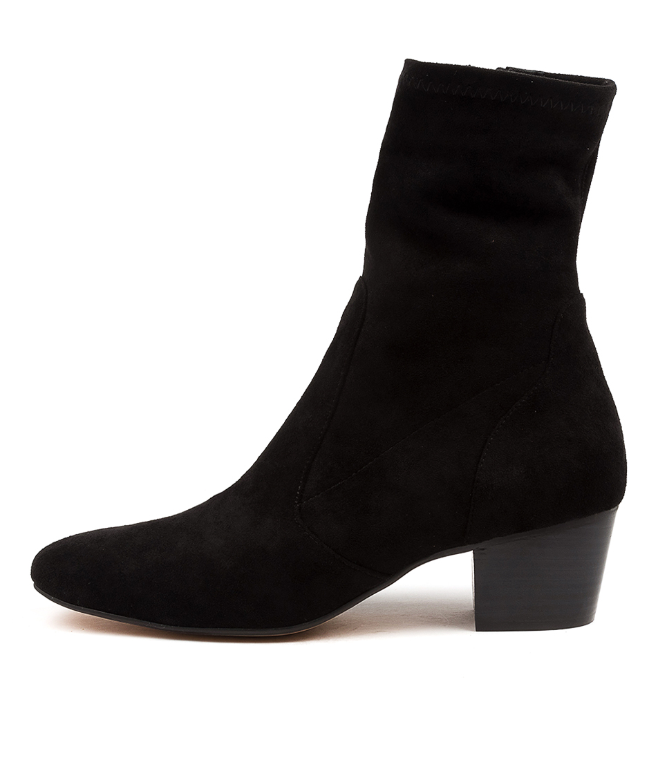 Buy Mollini Karmony Mo Black Ankle Boots online with free shipping