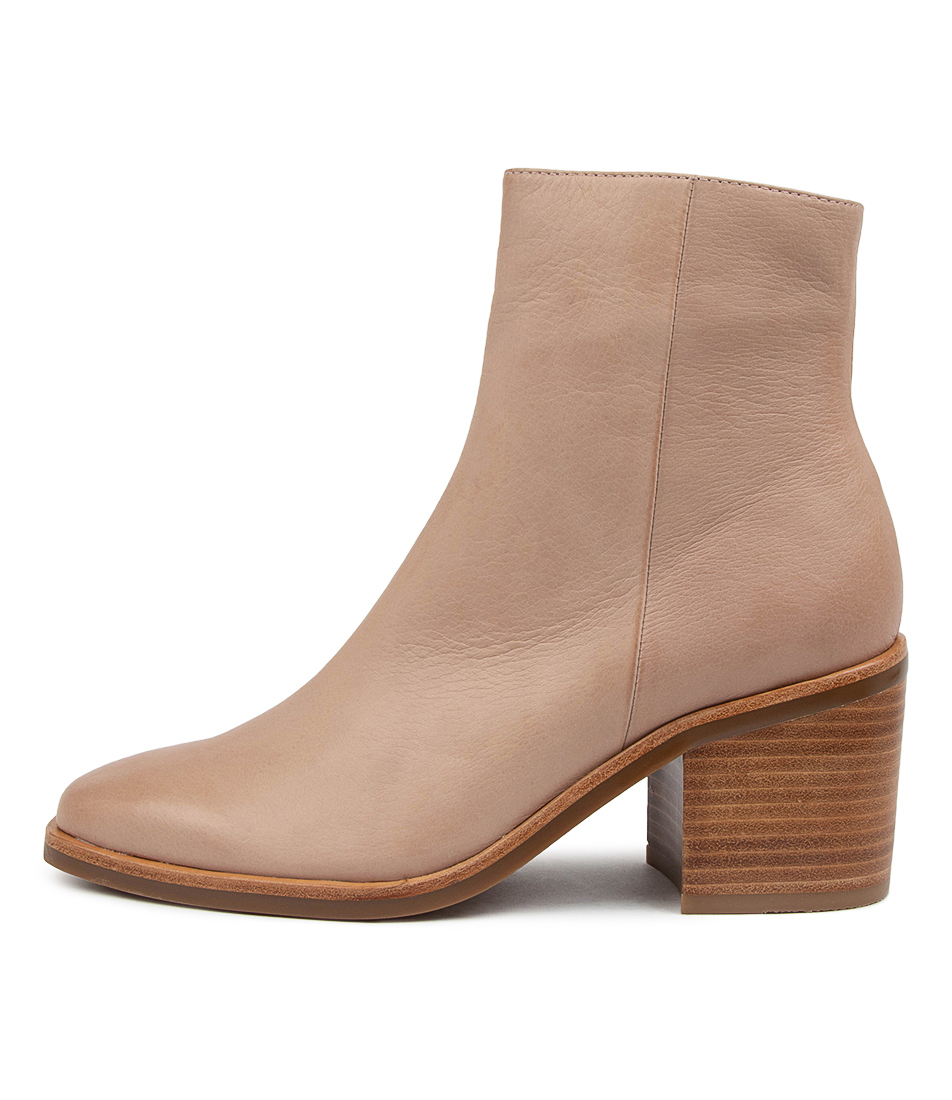 Buy Mollini Ninder Mo Cafe Ankle Boots online with free shipping