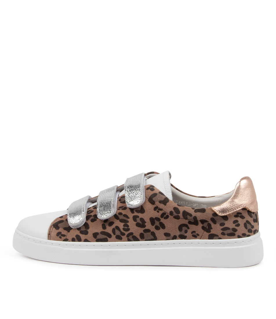 Buy Mollini Otwinkle Mo Leopard High Heels online with free shipping