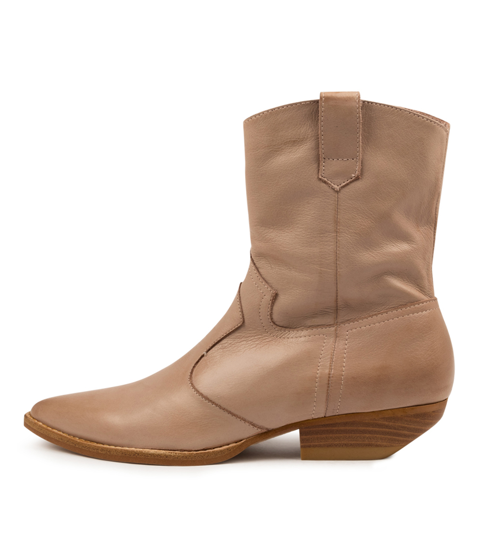 Buy Mollini Pawse Mo Cafe Ankle Boots online with free shipping