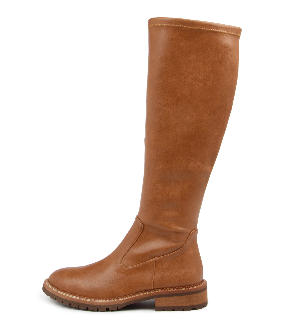 Buy Mollini Ronix Mo Tan Ankle Boots online with free shipping