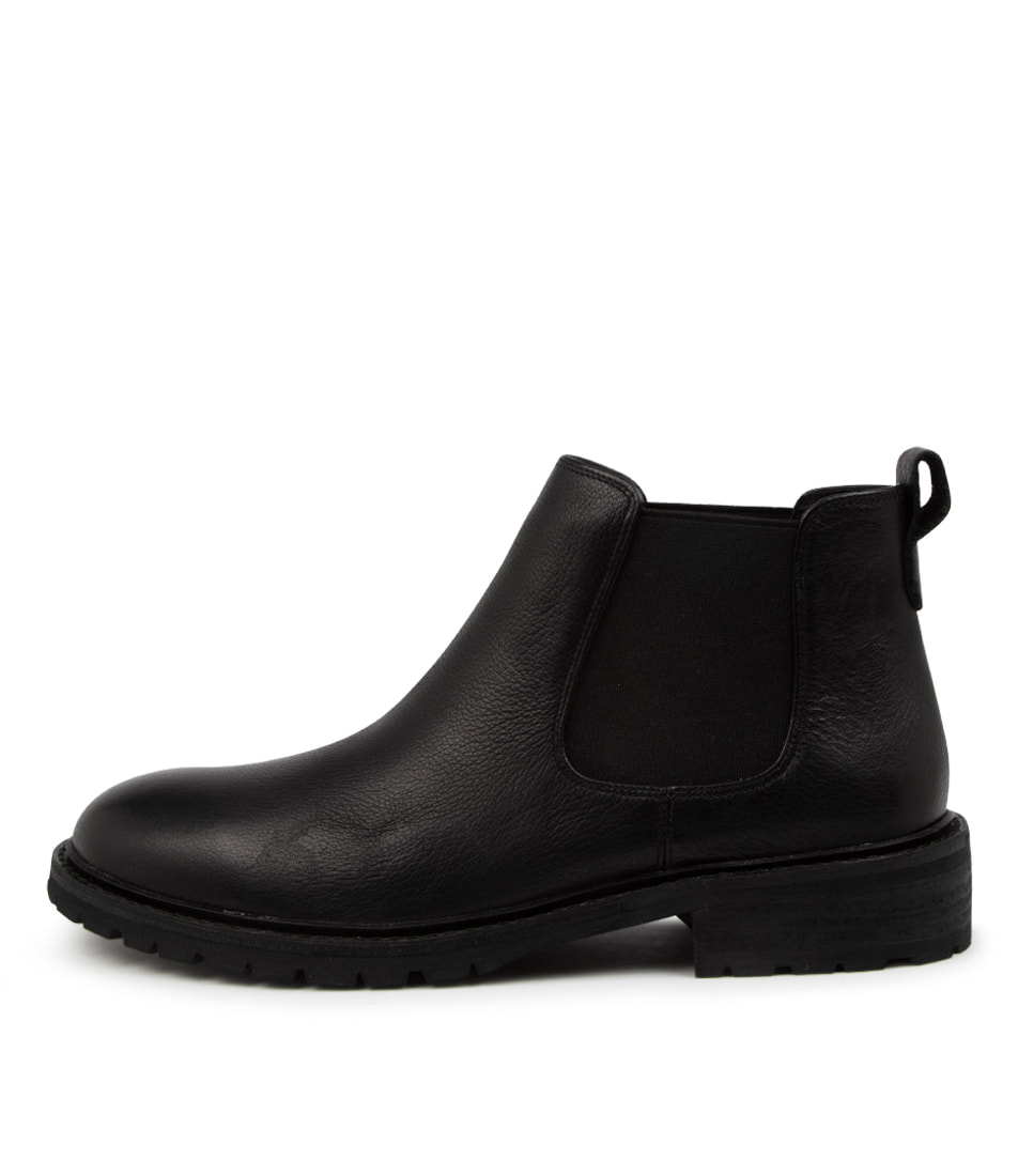Buy Mollini Rume Mo Black Sole Ankle Boots online with free shipping