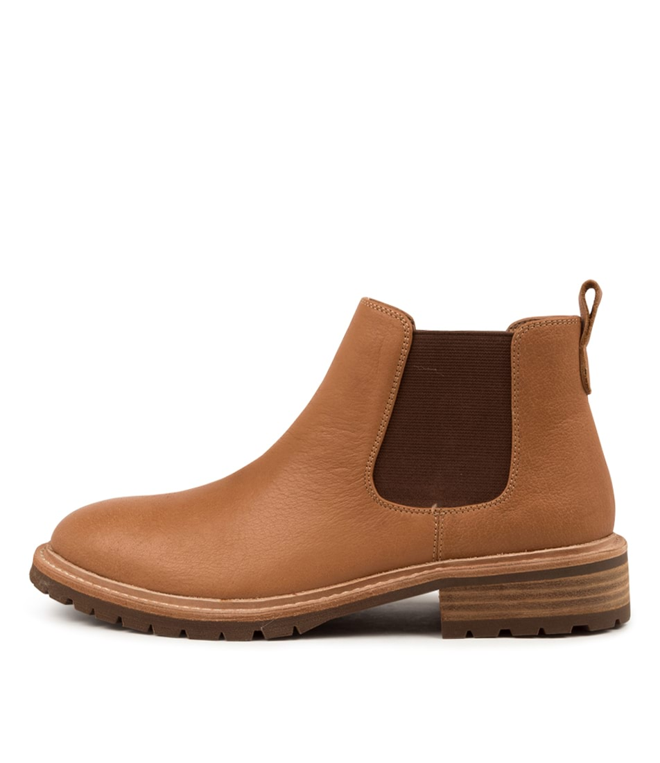 Buy Mollini Rume Mo Tan Ankle Boots online with free shipping