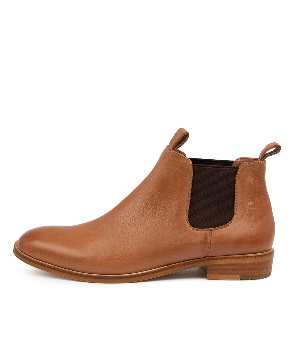 Buy Mollini Wander Mo Tan Ankle Boots online with free shipping