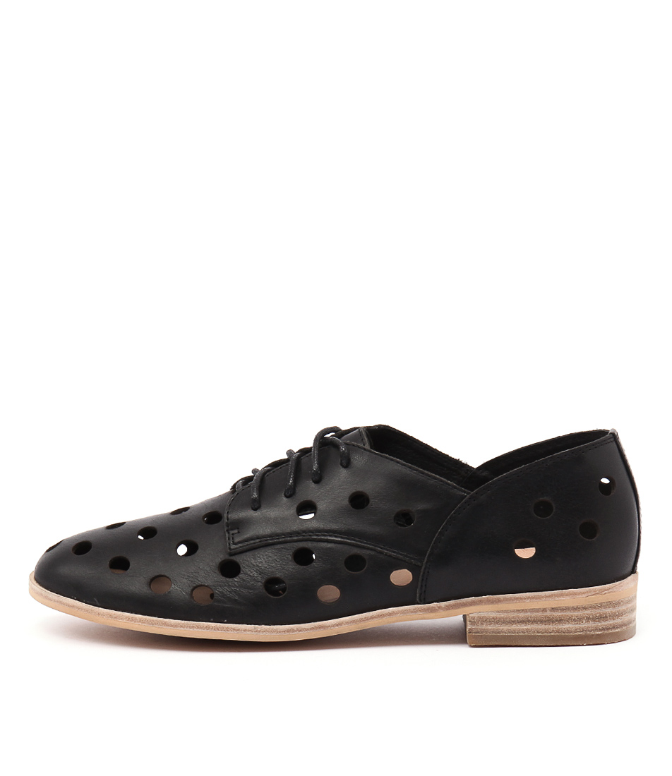 Buy Mollini Quartet Black Flats online with free shipping