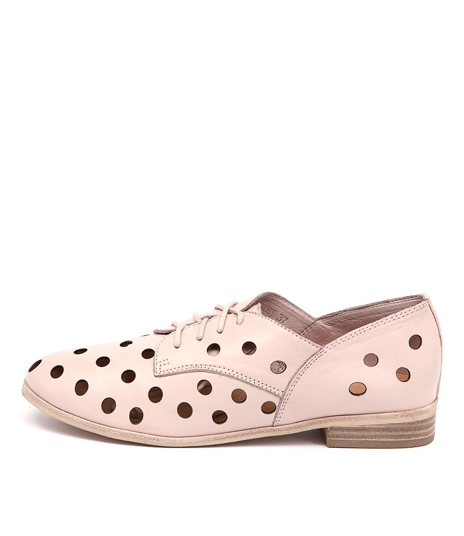 Mollini Quartet Pale Pink Flat Shoes