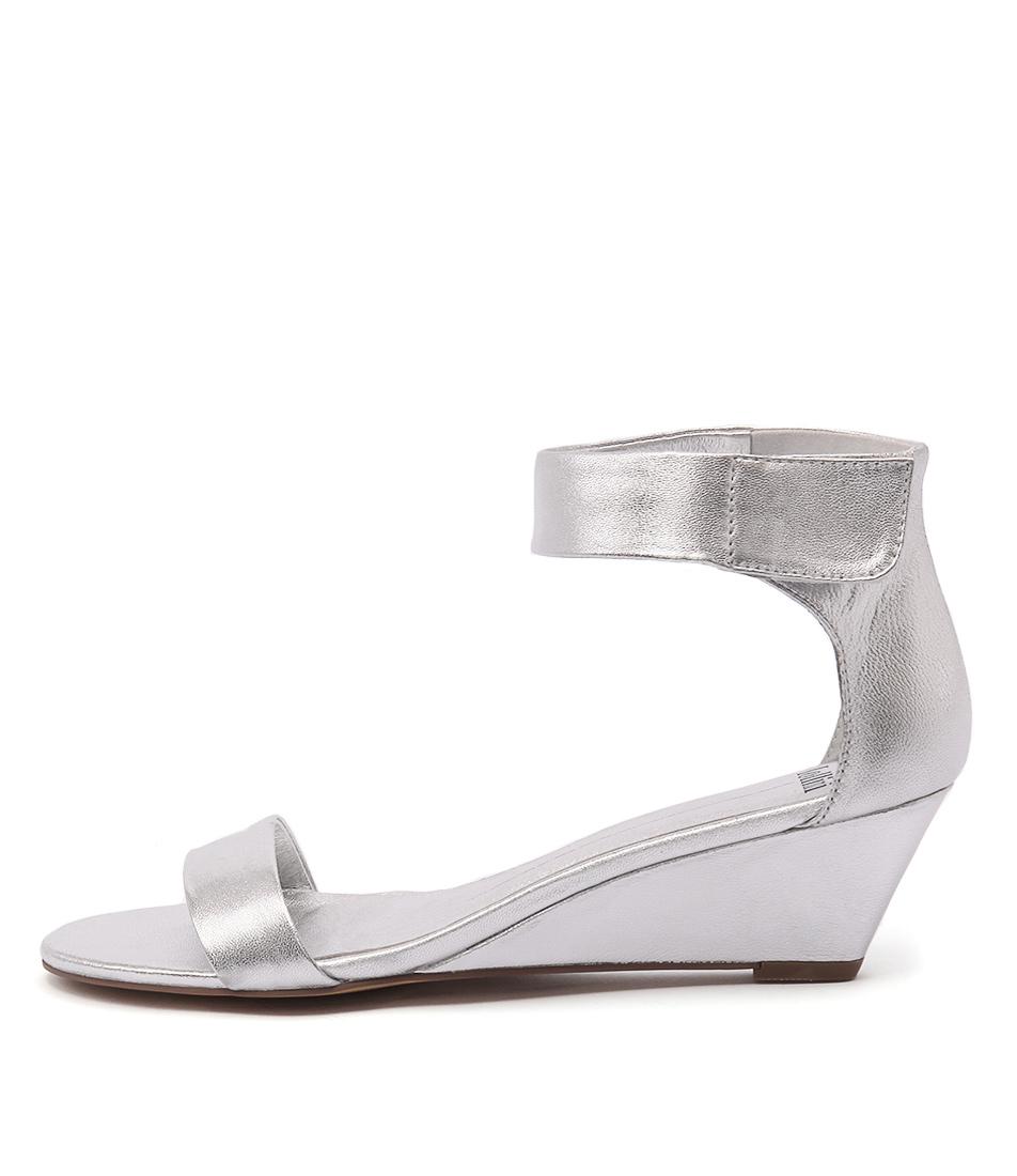 Mollini Marsy Silver Sandals