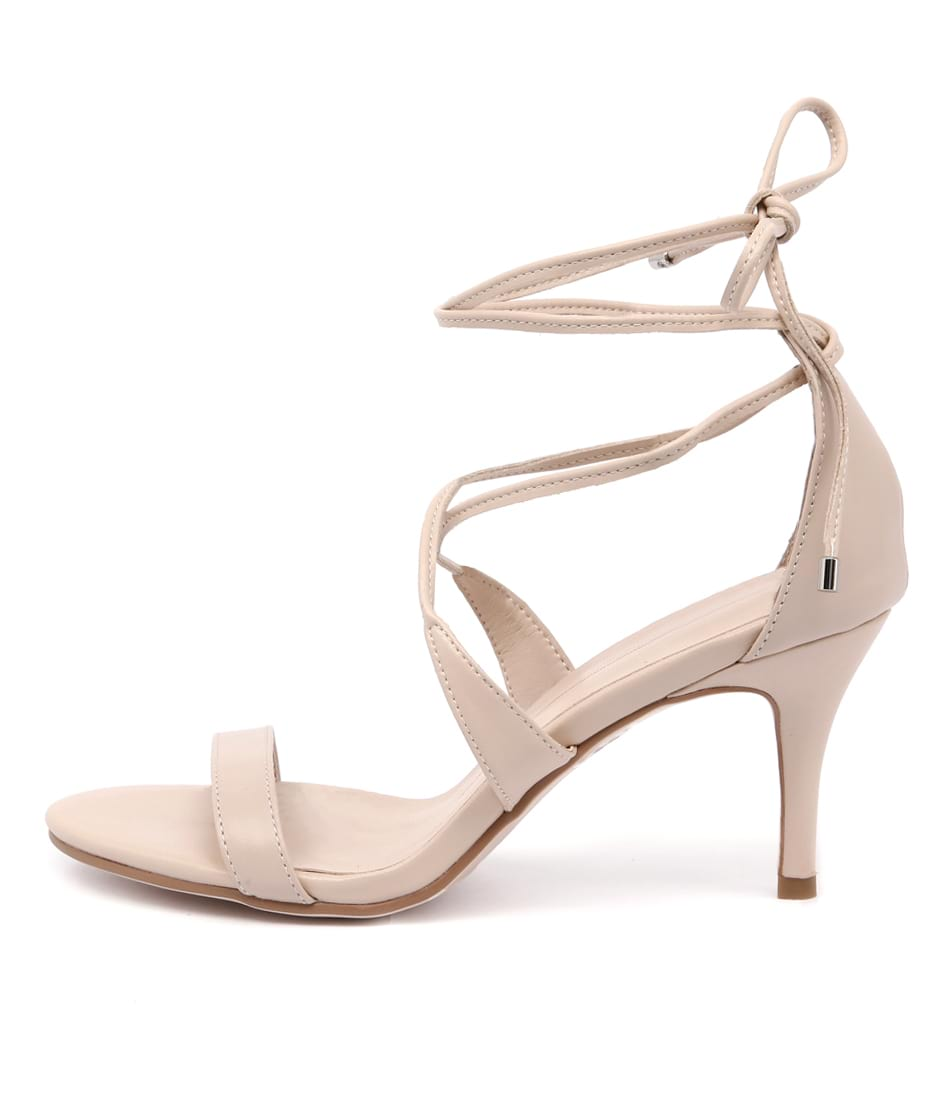 Mollini Carry Nude Dress Heeled Sandals